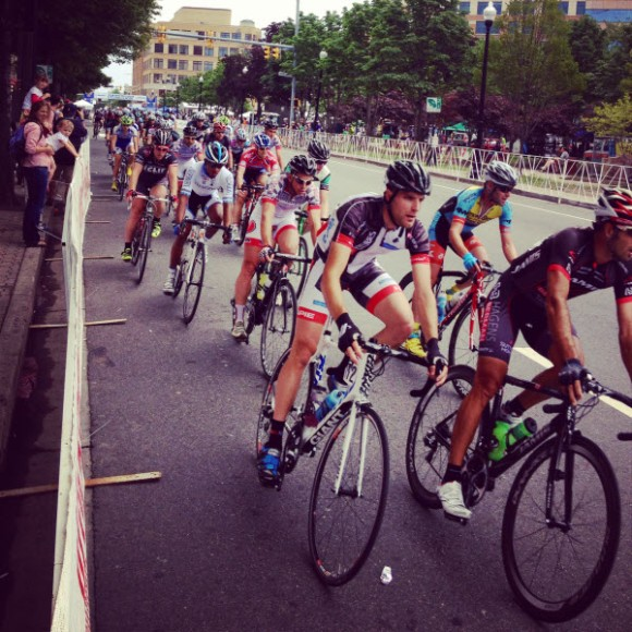 The Air Force Association Cycling Classic's Clarendon Cup